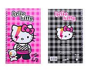 Блокнот спиральный Hello Kitty, А5, HK13-221K, Украина