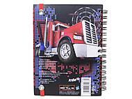 Блокнот «Трансформеры», 80 листов, TF14-229K, фото