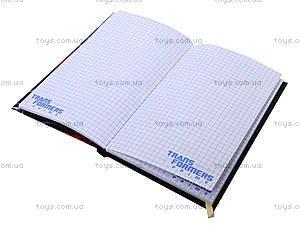Блокнот «Трансформеры», твердая обложка, TF14-227K, купить