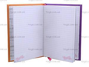 Блокнот с твердой обложкой Monster High, 80 листов, MH15-228K, отзывы