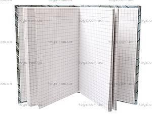 Блокнот в клеточку, 96 листов, , фото
