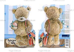Блокнот А6 серии Popcorn Bear, 60 листов, PO13-223K