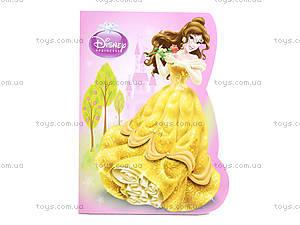 Фигурный блокнот Princess, 60 листов, P13-223K, купить