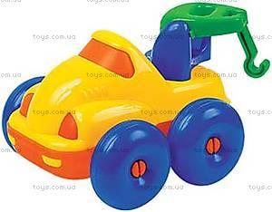 Игрушечный автомобиль «Кран», 3805