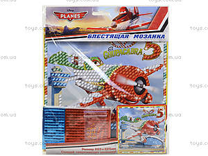 Блестящая мозаика «Дисней» с самолетиками, 5557, отзывы