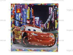 Блестящая мозаика с героем МакКвин м/ф «Тачки», 5554, купить