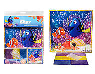 Блестящая мозаика с Дори, Нэмо и Хенком, 5567, фото