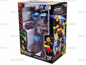 Боевой робот на радиоуправлении, 9838-2, купить