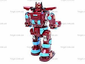 Боевой робот на радиоуправлении, 9838-2, цена
