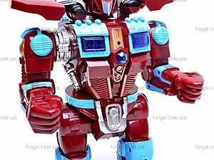 Боевой робот на радиоуправлении, 9838-2, игрушки