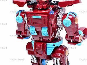 Боевой робот на радиоуправлении, 9838-2, детские игрушки