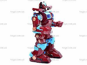 Боевой робот на радиоуправлении, 9838-2, магазин игрушек
