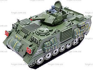 Боевой танк на радиоуправлении, 9355, детские игрушки
