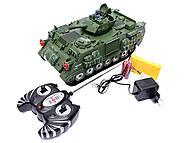 Боевой танк на радиоуправлении, 9355, toys.com.ua