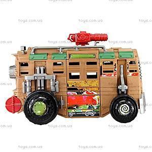 Боевой фургон серии «Черепашки-ниндзя», 94428, отзывы