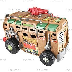 Боевой фургон серии «Черепашки-ниндзя», 94428, игрушки