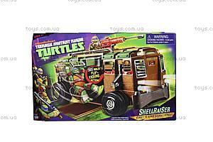 Боевой фургон серии «Черепашки-ниндзя», 94428, детские игрушки