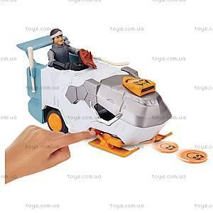 Транспорт-трансформер с фигуркой Кейси Джонс серии «Черепашки-ниндзя», 94265, фото