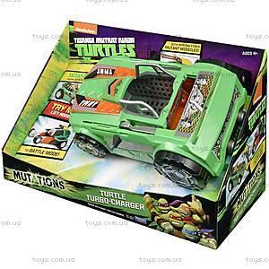 Боевой турбомобиль серии «Черепашки-ниндзя», 94371, игрушки