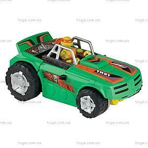 Боевой турбомобиль серии «Черепашки-ниндзя», 94371, магазин игрушек