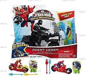 Детская игрушка «Боевые машины Человека-Паука», B0569, фото
