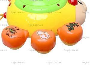 Божья коровка «У тетушки Совы», EH80003R, детские игрушки