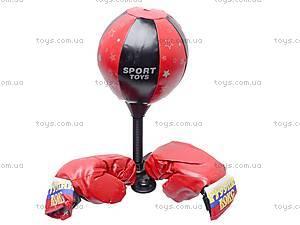 Боксерский набор на стойке, 7111B, цена