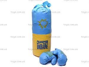 Боксерский набор Ukraine, большой, , фото