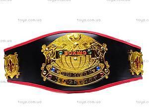 Боксерский пояс чемпиона, BB65