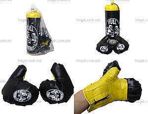 Боксерский набор Full contact MAXI, 2013