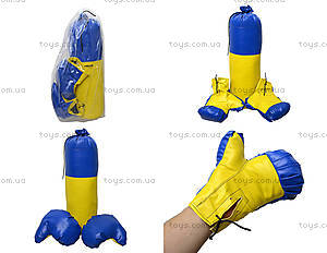 Маленький боксерский набор «Ukraine», 2014