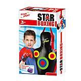 """Боксёрский набор со звуковыми эффектами """"Boxing Star"""", GT175326, доставка"""