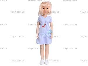 Большая детская кукла «Альбина», 13N-0031V, купить