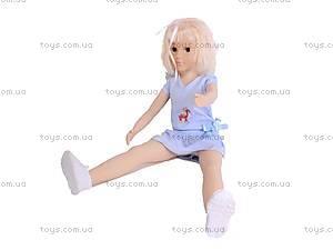 Большая детская кукла «Альбина», 13N-0031V, фото