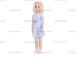 Большая детская кукла «Альбина», 13N-0031V, отзывы