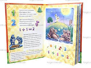 Большая книга пазлов для детей «Счет», А18766Р, цена