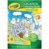 Большая книга-раскраска на 128 страниц, Crayola (176582), 04-1407, отзывы