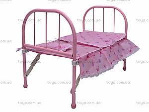 Большая кроватка для куклы, 6868, отзывы