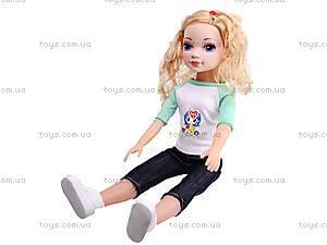 Большая кукла с аксессуарами «Happy», 6988A, купить