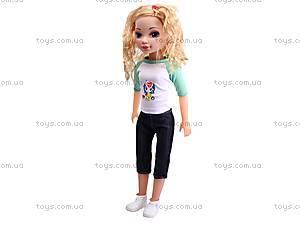 Большая кукла с аксессуарами «Happy», 6988A, фото