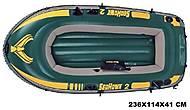 Большая надувная лодка «Seahawk», 68346