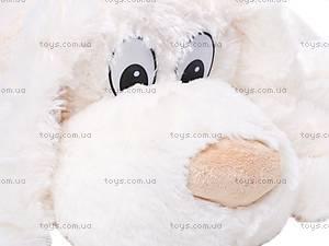 Большая плюшевая собака «Цыган», К056АВ, игрушки