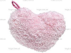Большая подушка «Сердце-цветок», К103СЕ, купить