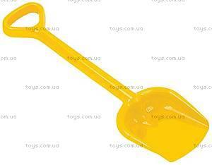 Большая игрушечная лопатка, 4147