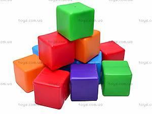 Большие кубики «Сити Лайф», 12 штук, 038