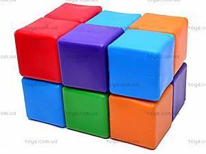 Большие кубики «Сити Лайф», 12 штук, 038, фото
