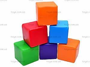 Большие кубики «Сити Лайф», 12 штук, 038, цена