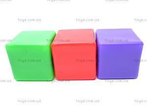 Большие кубики «Сити Лайф», 20 штук, 040, фото