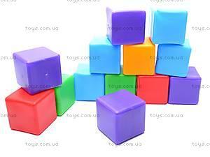 Большие кубики «Сити Лайф», 20 штук, 040, игрушки