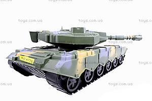 Большой инерционный танк, K776, фото